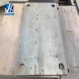 Изготовленный на заказ металлический лист изготовил прорезанную базовую платину 250*150*16mm