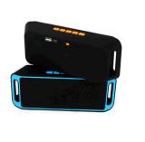 Bewegliche drahtloser Lautsprecher Handsfree/TF/USB des Bluetooth Lautsprecher-4.0