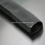 Manicotto resistente del tubo flessibile dell'abrasione di nylon