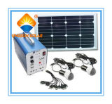 Sistema portatile di energia solare di alta qualità 500W nella casa