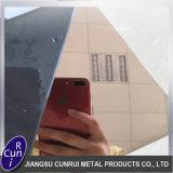 piatto dello strato colorato rivestimento dell'acciaio inossidabile 304 2b