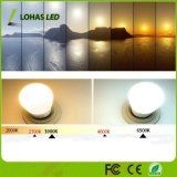 La Chine fabricant 3W 5W 6W 9W 12W 18W Ampoule LED avec la CE RoHS