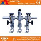 Controlar la altura de la Triple soporte para la máquina de corte CNC