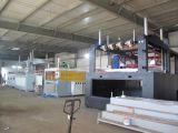 Machine de formation en plastique épaisse de station simple de la feuille Zs-2025
