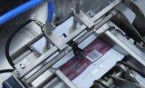 Empaquetadora líquida rotatoria automática del sellador del llenador