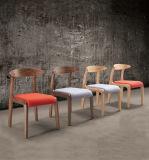 A cadeira de tabela de madeira do jantar de 4 assentos ajustou-se para o restaurante japonês