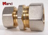 Encaixes de bronze de Pex da linha do NPT para a tubulação do Pex-Al-Pex