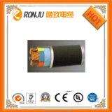 fio elétrico ao ar livre de 2mm com flama - revestimento de PVC Retardador