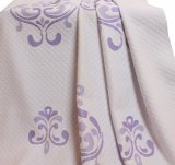 Polyester 100% gestricktes Matratze-tickendes Gewebe