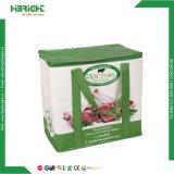 D'épicerie réutilisables Non-Woven pp stratifiés de sacs de magasinage du refroidisseur