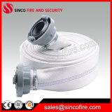 Toile doublure en PVC flexible de décharge de l'eau