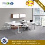 공장 가격 PVC 가장자리 밴딩 버찌 색깔 행정상 책상 (HX-8N2287)