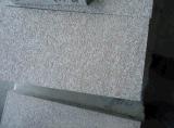 Mattonelle lilla poco costose delle lastre del granito di colore rosa G617