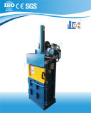 Ves30-8060 eléctrico vertical Baler hidráulico para cartón, papel usado