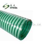 Flexible d'aspiration en PVC en plastique lourd pour le transport de poudres