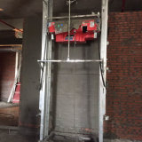 Het Pleisteren van de Muur van Tupo Machine/het Teruggeven van Machine voor het Pleisteren/het Mortier/het Cement/de Kalk van de Muur