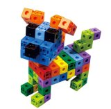 Großhandelspreis-Kind-Baustein-Kasten-Spielzeug
