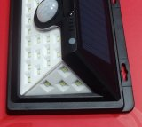 2W, 1W, Sensor de movimiento de los pasos de 0,5 W LED de 34 de pared de luz solar que puede ser Custom-Made