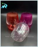 Одноразовые контейнеры вина мартини очки