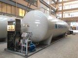 Estação de gás GPL 20CBM 10t com outras especificações