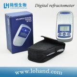 Rifrattometro portatile di Digitahi del tester del Brix della strumentazione di laboratorio