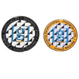 Moneda profesional del esmalte del fabricante para la venta/el asunto