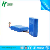 Batterie d'ion de Li de la batterie rechargeable 18650 de constructeur de la Chine (2500mAh, 2600mAh, 3000mAh, 3350mAh)