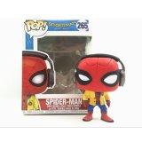 Het Speelgoed Spiderman Pop Funko van het Cijfer van de actie