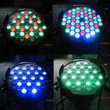 단계 DJ 디스코 RGBW 동위는 LED 54X3watt 할 수 있다