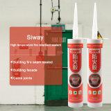 Sealant силикона Одн-Компонента нейтральный пожаробезопасный для общественных зданий