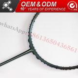 koolstof van de Racket van het Badminton van de Goederen van 675mm 3u de Sportieve