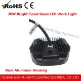 30W LED Arbeits-Licht für nicht für den Straßenverkehr LKW des Jeep-4X4 (GT2012-30W)