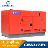 Портативный 12 ква бесшумный генератор с Yangdong дизельного двигателя