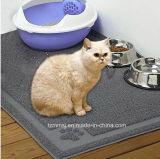 Couvre-tapis de litière du chat de couvre-tapis d'animal familier d'approvisionnement d'animal familier