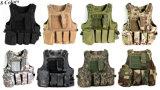 Maglia tattica di caccia & della fucilazione di assalto di Camo del terreno boscoso per i militari