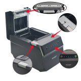 80mm/3inch 자동 절단기를 가진 열 영수증 인쇄 기계