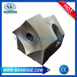 Double Shaft Plastic Shredder Blade