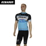 Luva do Short do Sublimation da estaca da tela da alta qualidade 3D que dá um ciclo Jersey