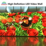 Panneau d'intérieur de vidéo du mur 500*1000mm d'Afficheur LED du prix de gros P4.81
