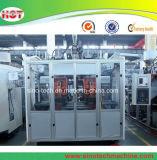 두 배 역 6 플라스틱 병을%s 맨 위 HDPE 밀어남 중공 성형 기계