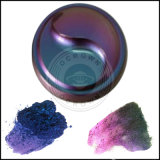 Color Shifting Chameleon Pigment for Auto Paint Clouded To beg
