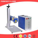 гравировальный станок лазера привода пер металла 20W алюминиевый