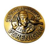 주문 고품질 검정 색깔 사기질 에폭시 동전 3D/제 2 큰 메달 /Medal (YB-MD-490)