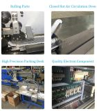 Esponja de algodón de la marca de fábrica de China/brote superiores que hace la máquina