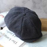 Chapéu feito sob encomenda da boina do tampão da HERA do algodão da forma