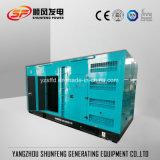Schalldichter 350kVA 280kw leiser Cummins elektrischer Strom-Diesel-Generator
