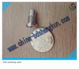 Aço inoxidável OEM para conector de usinagem CNC