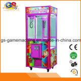 Macchine di affari di vendita della gru dei Governi della galleria della gru del giocattolo di DIY da vendere