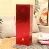 El lujo de gama alta de cajas de cartón de vino personalizada