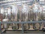 Hohes hoch entwickeltes 100tph für Krankenhaus-Wasserbehandlung-Zeile